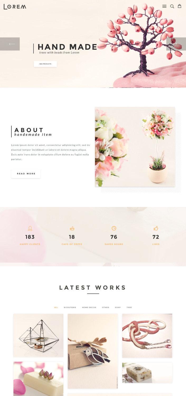 Lorem - Creative Art Business Theme