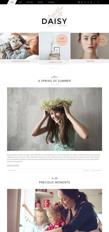 Tomas & Daisy - A Stylish Artistic Blog
