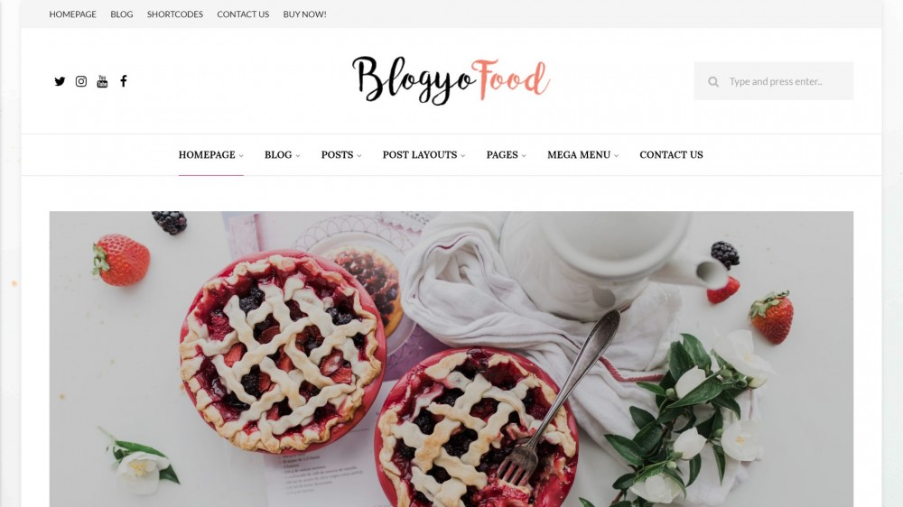 40 latest vegetarian food vegan lifestyle recipe blog a modern and clean design wordpress theme for your excellent vegetarian food recipe site or healthful vegan lifestyle website which has a malleable and forumfinder Gallery