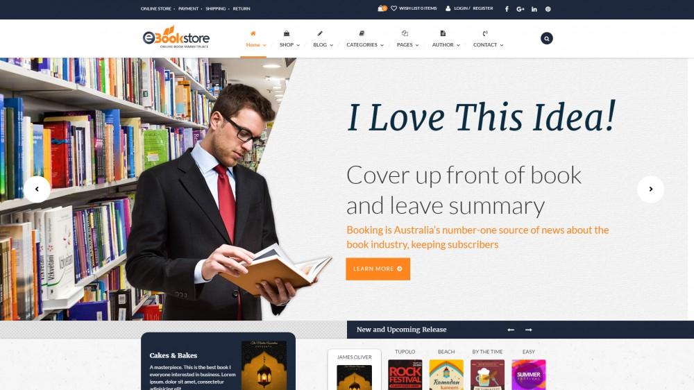 BookStore WP