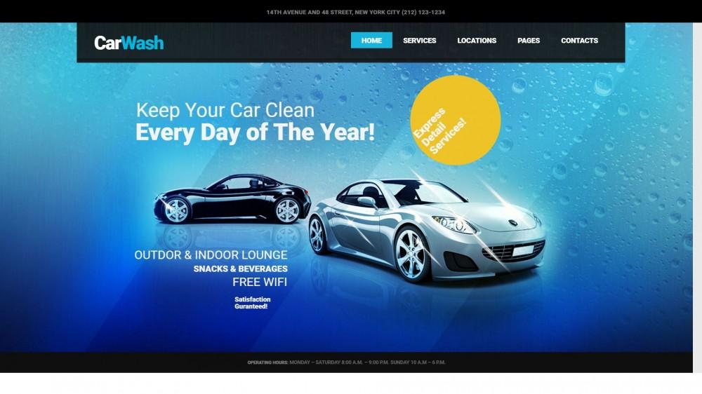 Car Wash Theme