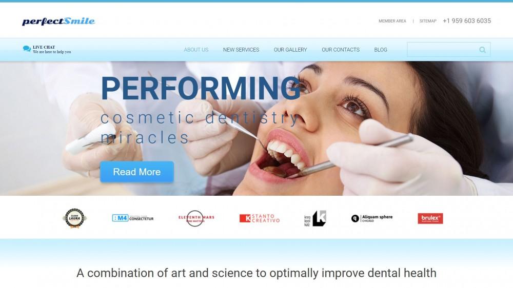 Dentistry Responsive