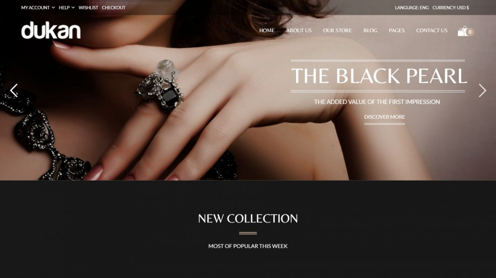 20+ Best WooCommerce Themes for Jewelry, Crafts and Artisan stores