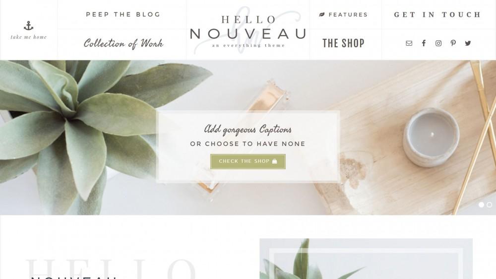 Hello Nouveau