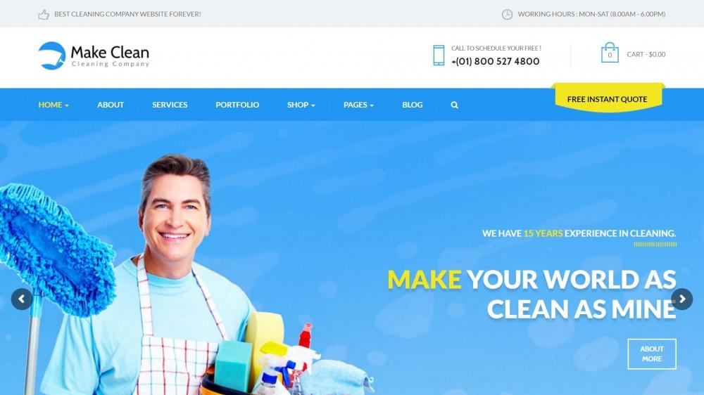 Make Clean
