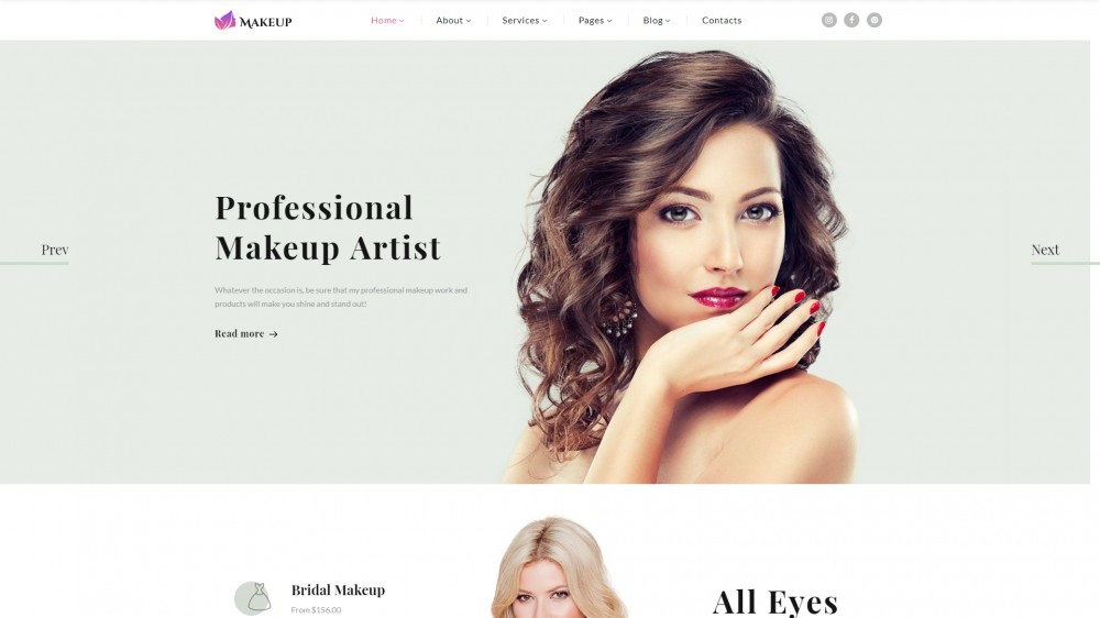 Makeup Artist & Cosmetics