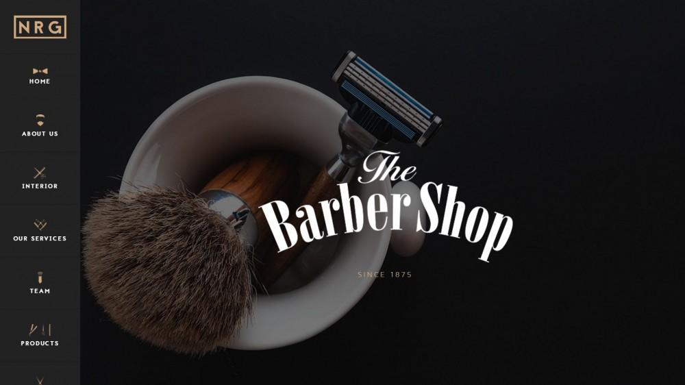 NRG Barbershop