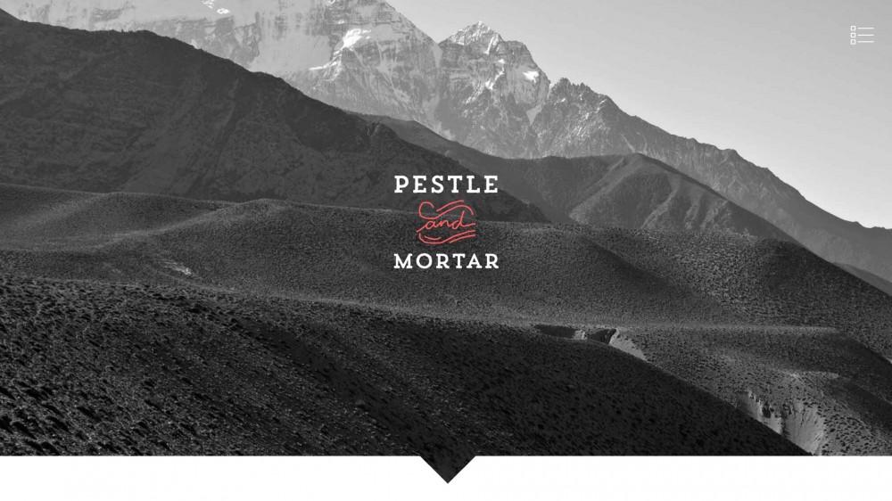 Pestle & Mortar