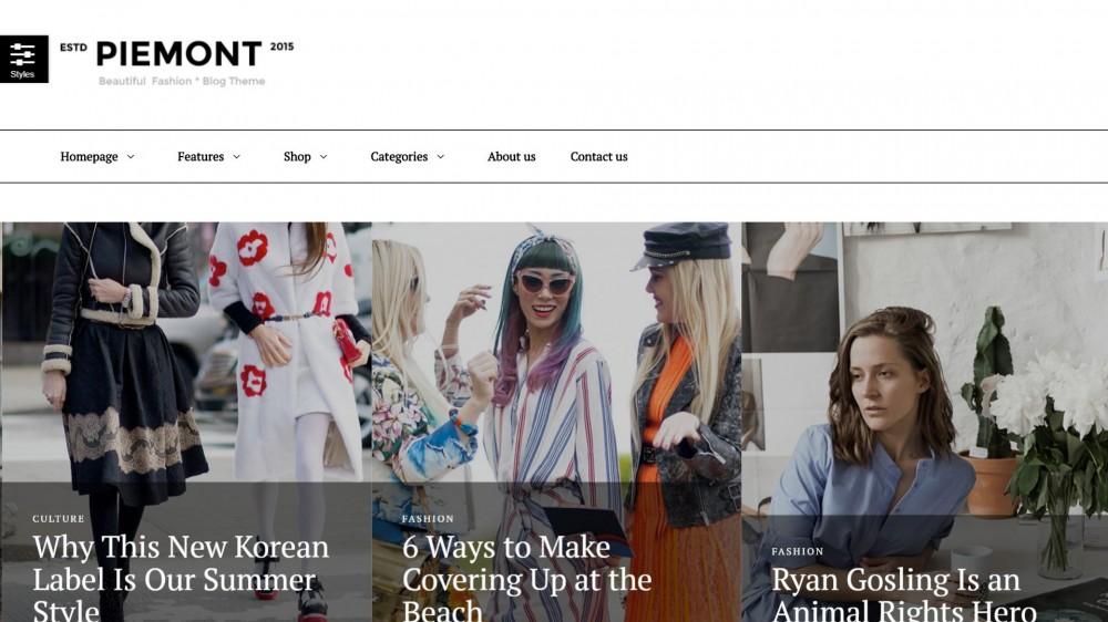 Most beautiful fashion websites 53
