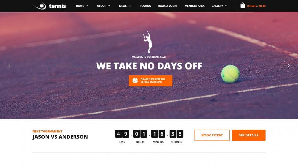 Tennis, Sport Club
