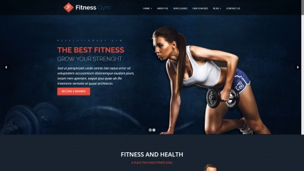 Best WordPress Fitness Themes 2017