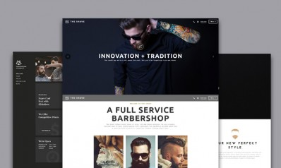40+ The Most Stylish Barber Shop WordPress Themes