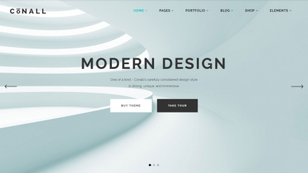 30+ Modern Construction and Architecture WordPress themes