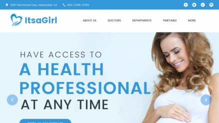 The Best Family Planning & Pregnancy WordPress Themes