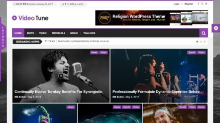 The Best WordPress Themes for Self-Hosted Videos, IMDb and Movie Reviews Websites