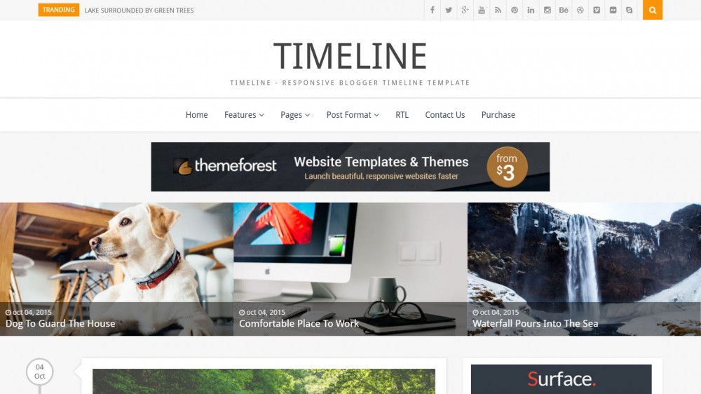 how to create a timeline in wordpress