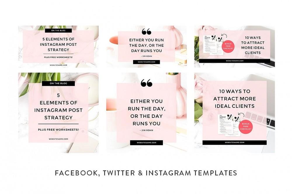 Victoria Social Media Kit