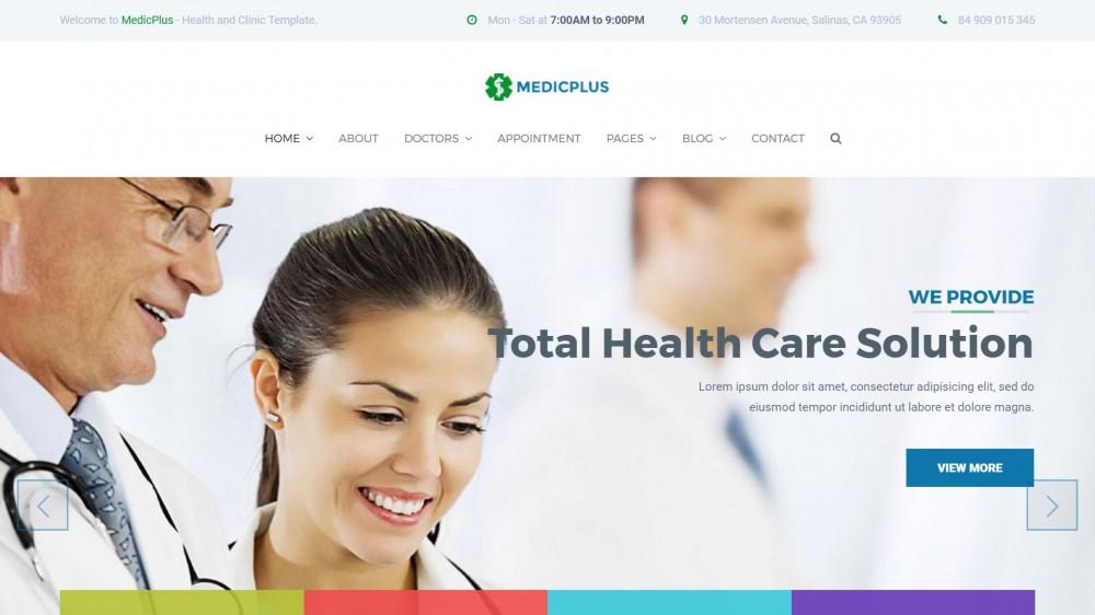 WP Medic Plus
