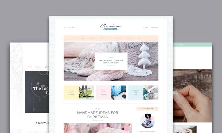 30 Best Arts Crafts Wordpress Themes