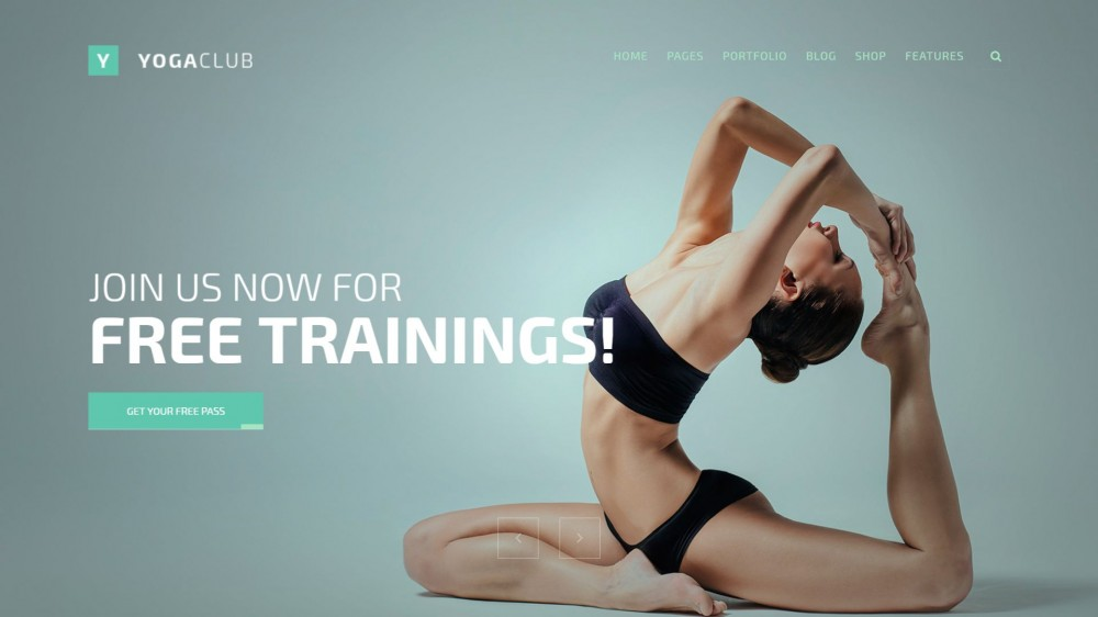 FightClub - A Premium Cross-fit & Fitness Theme