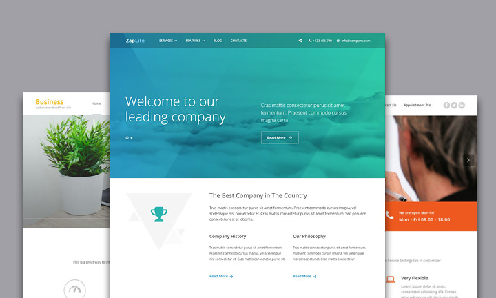 25+ Free WordPress Themes for Creative Agency, Business or a Portfolio