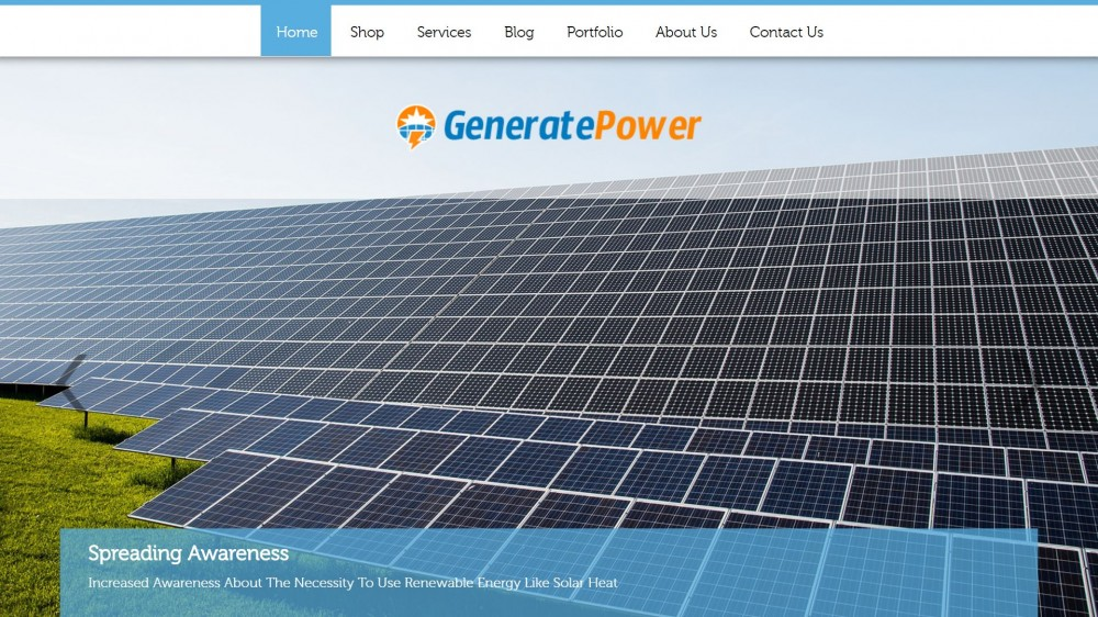 Generate Power