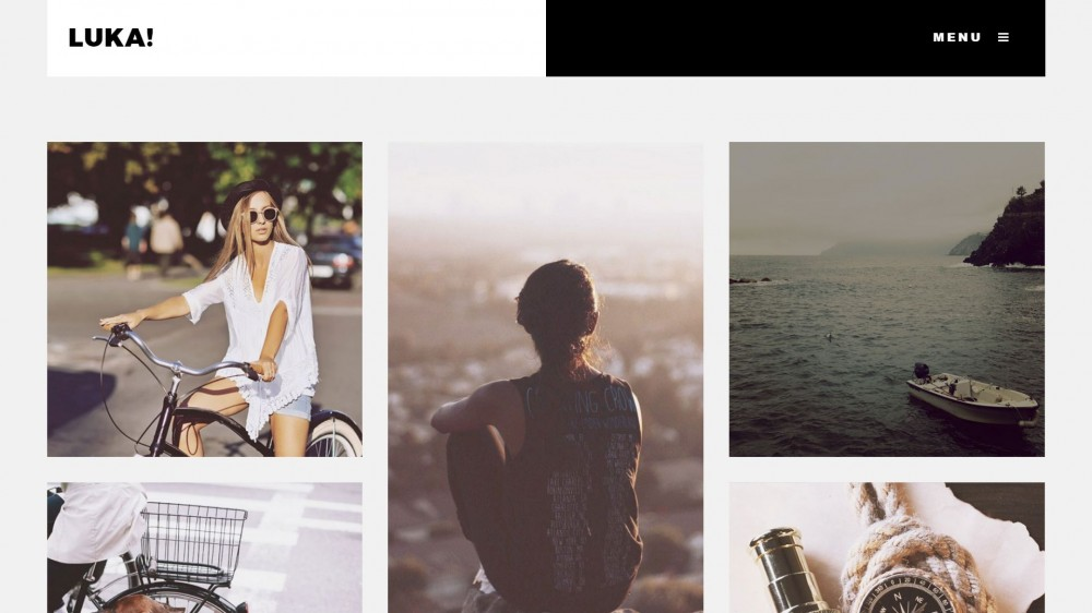 25 best creative business portfolio adobe muse templates luka innovative lovely and minimal adobe muse template crafted for photography portfolio creative landing agency or multipurpose this template is maxwellsz