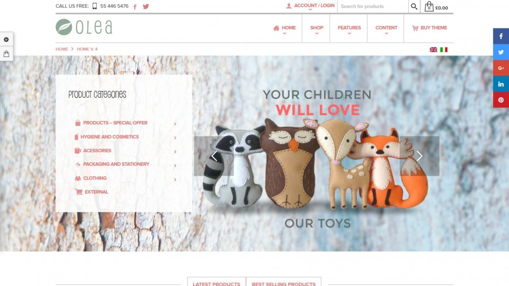 30+ Magnificent WooCommerce Themes for Etsy Seller Blogs