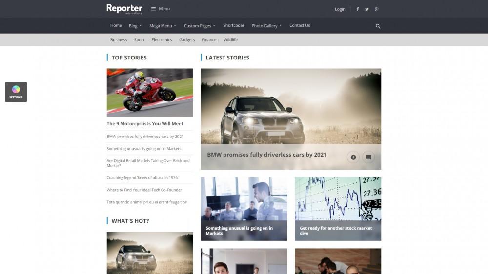 25+ Best Technology & Gadgets WordPress Themes for Gadgets Blogs