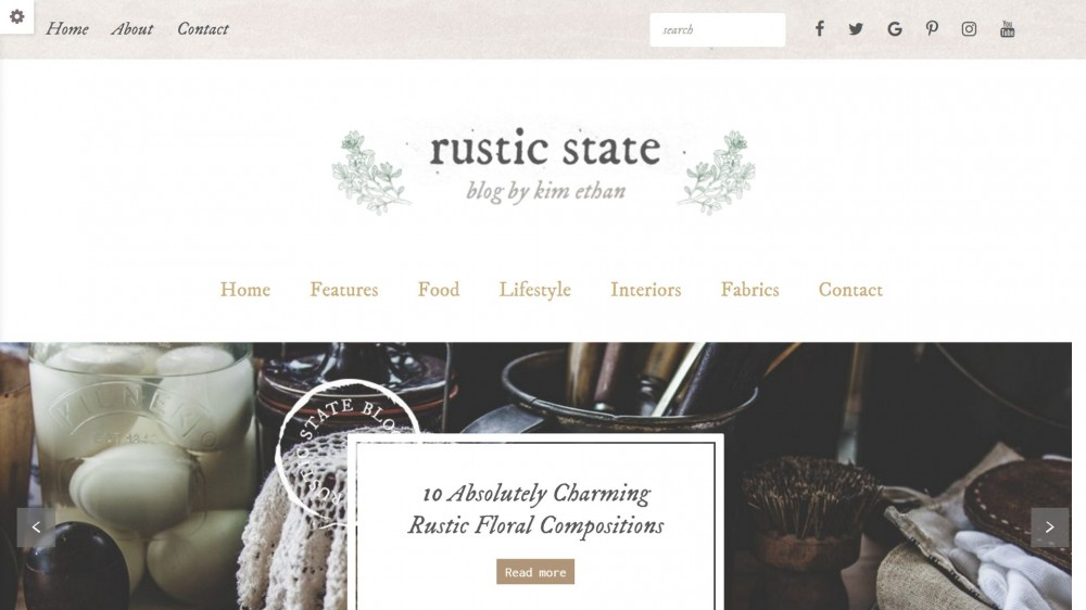 Rustic State