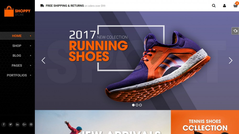30+ Elegant WooCommerce Themes for Shoes, Bags or Fashion Stores