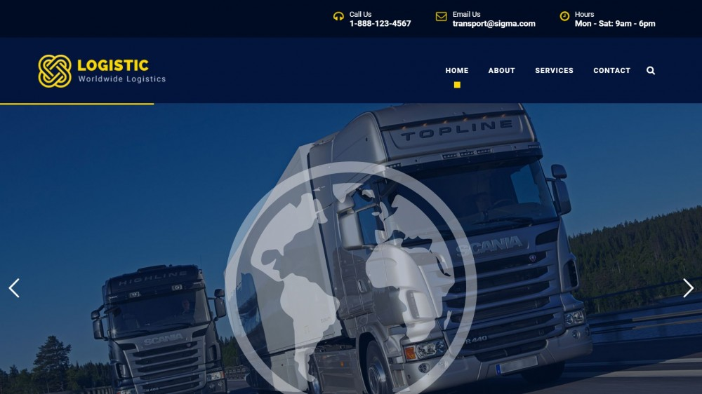 40+ Most Sophisticated Logistic & Transport Companies