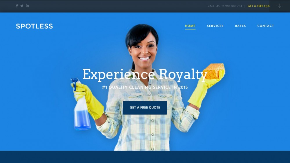 35 Awesome Cleaning Company Wordpress Themes