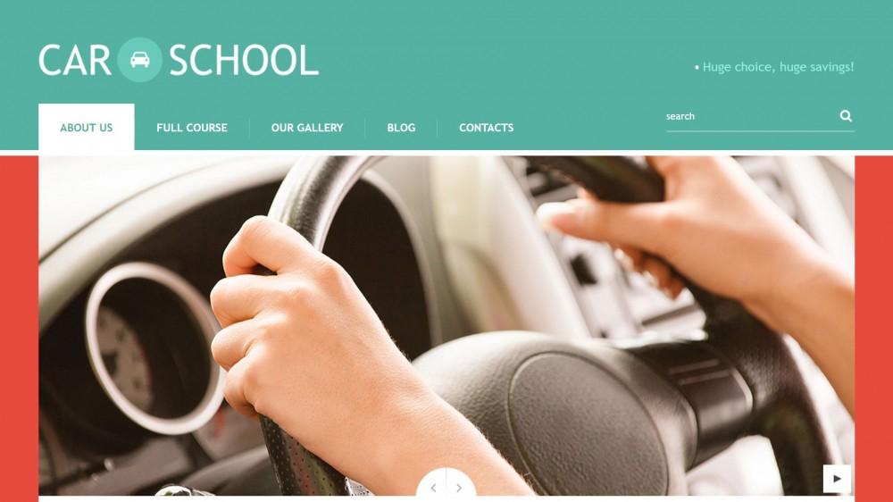 WordPress Driving