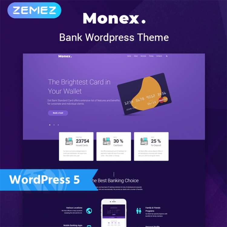20+ Digital Download WordPress Themes You've Ever Dreamt About