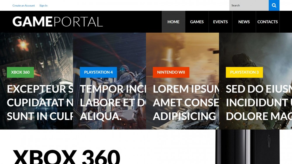 20+ Most Powerful Gaming WordPress themes for Gaming Magazines & Blogs