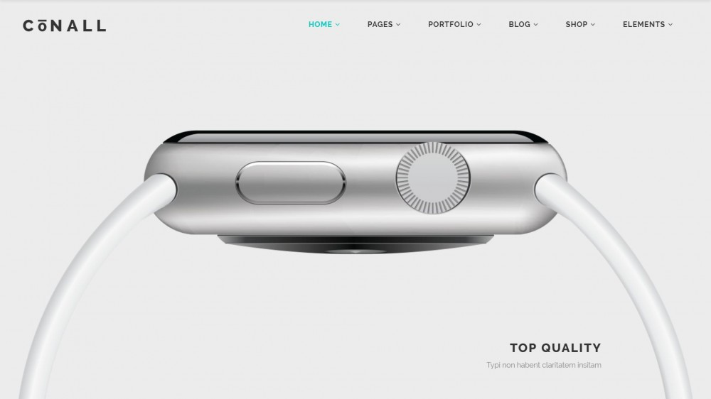 Awesome and Creative WordPress themes for Product Landing Pages