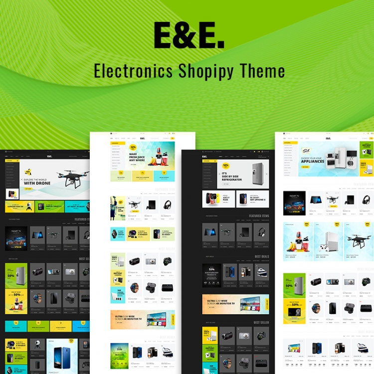 How Do You Choose The Best 10 Electronics Shopify Themes?