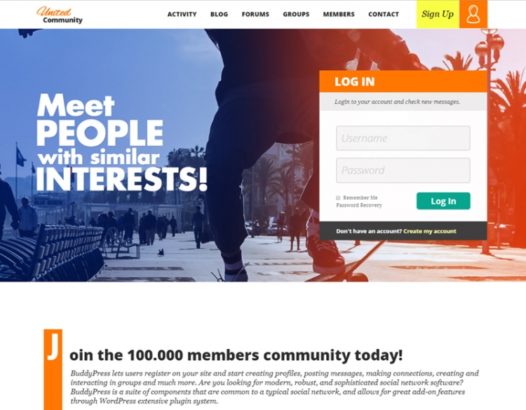 Top 20 Intranet, Extranet & Coworking WordPress Themes